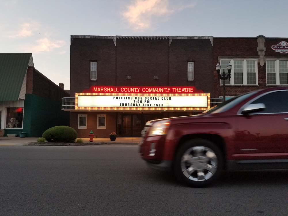 Dixie Theatre - Lewisburg, Tennessee
