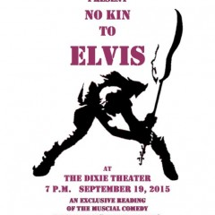 No Kin to Elvis Comes to Dixie