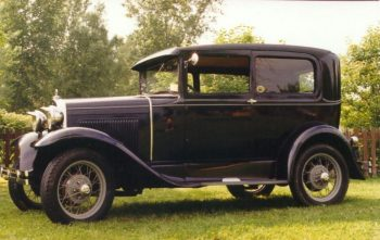 A-Model Ford